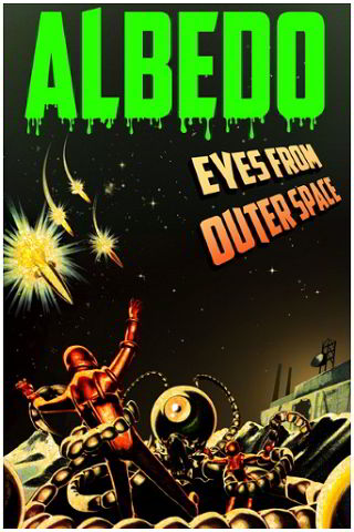Albedo: Eyes from Outer Space